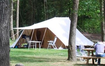 Campingdeberken - Camping Drenthe