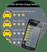 Taxiklik - Taxi delft