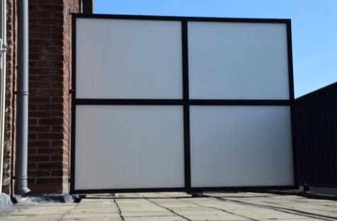 Privacyschermen balkon | J & B Almelo